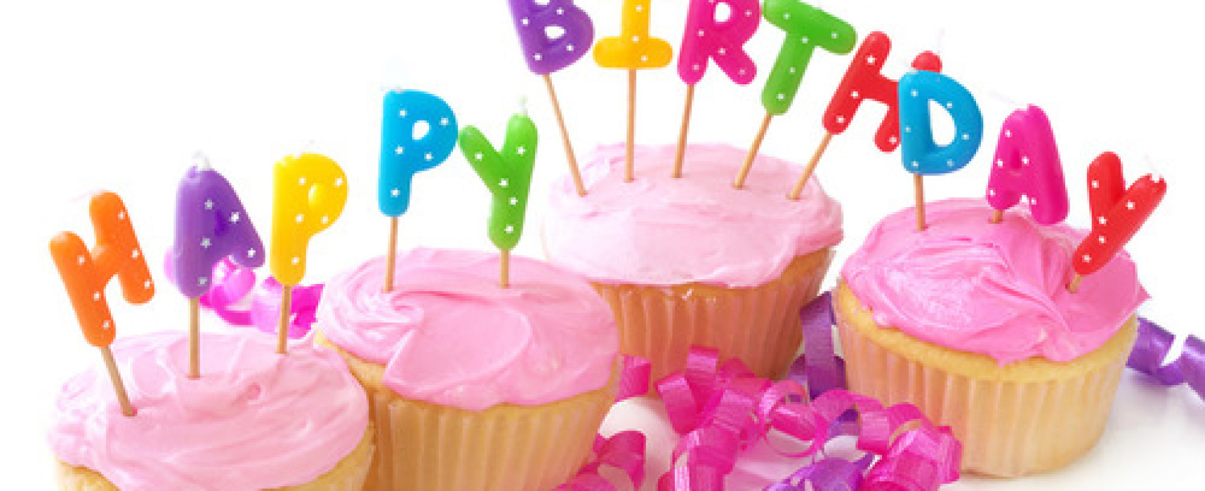 Three Great Ideas to Celebrate a Birthday