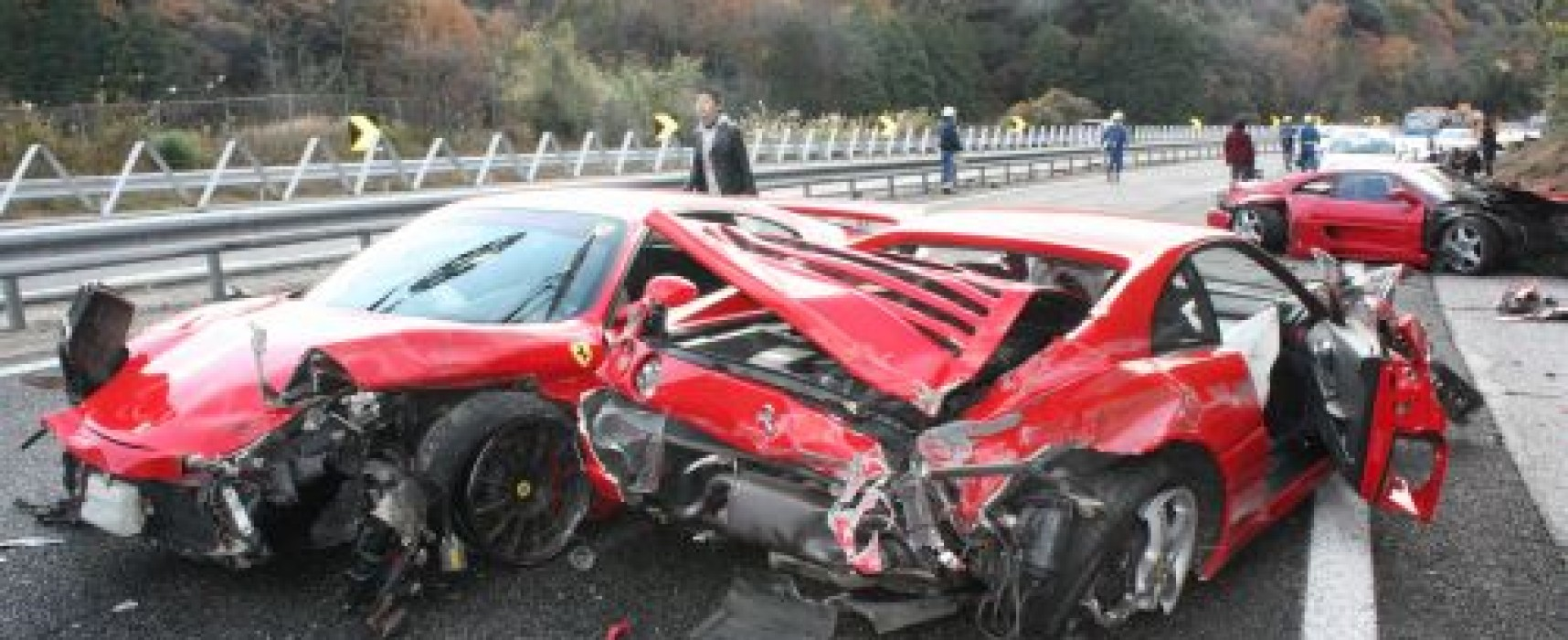 The Most Expensive Car Accidents of All Time