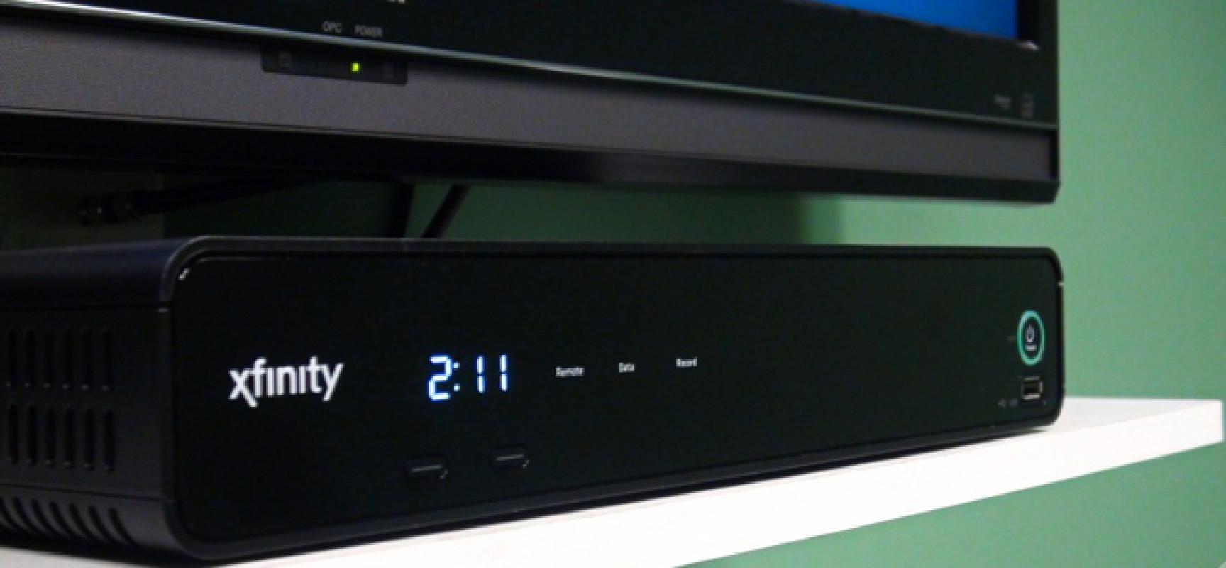 The Expansion of Comcast's Cloud DVR