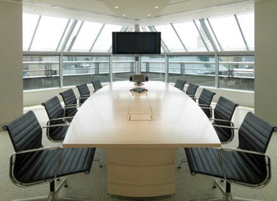 Dress Your Boardroom for Success with the Perfect Furniture