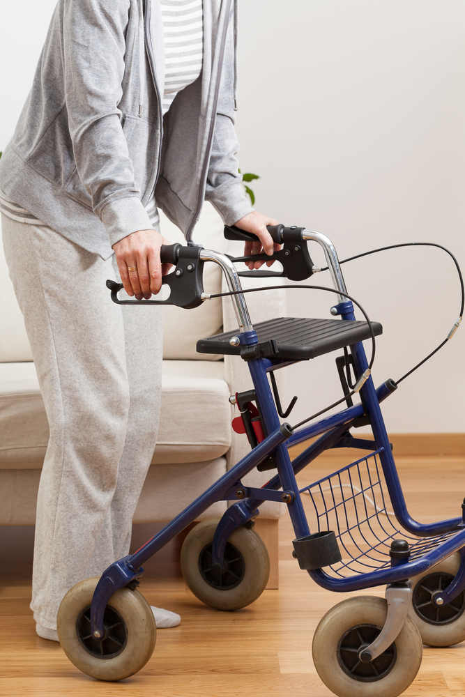 Mobility Aids for the Elderly for use in the Home 1