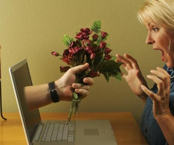 Online dating could be the solution for a lonely soul