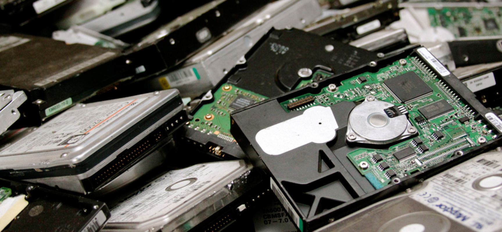 Things you always wanted to know about hard drives