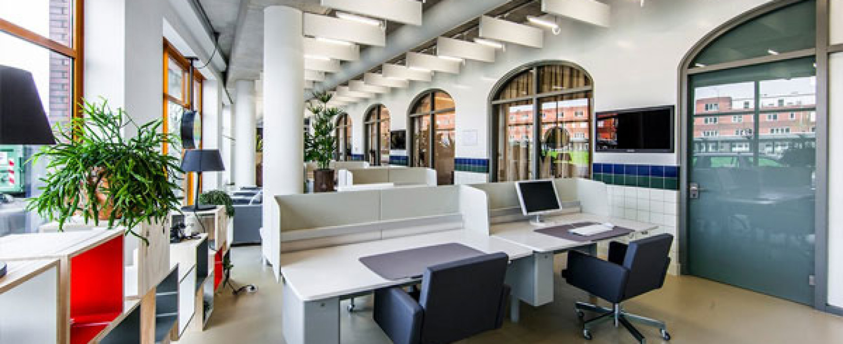Trekkin' your way to better office space