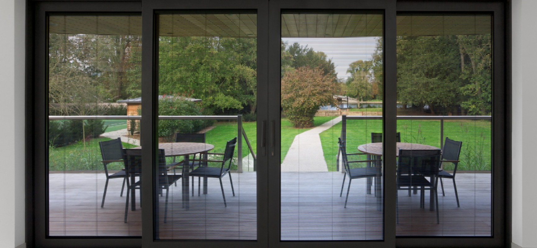 Five benefits of having patio doors over bi-folding models