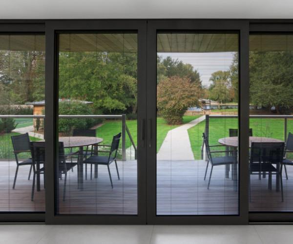 Five benefits of having patio doors over bi-folding models