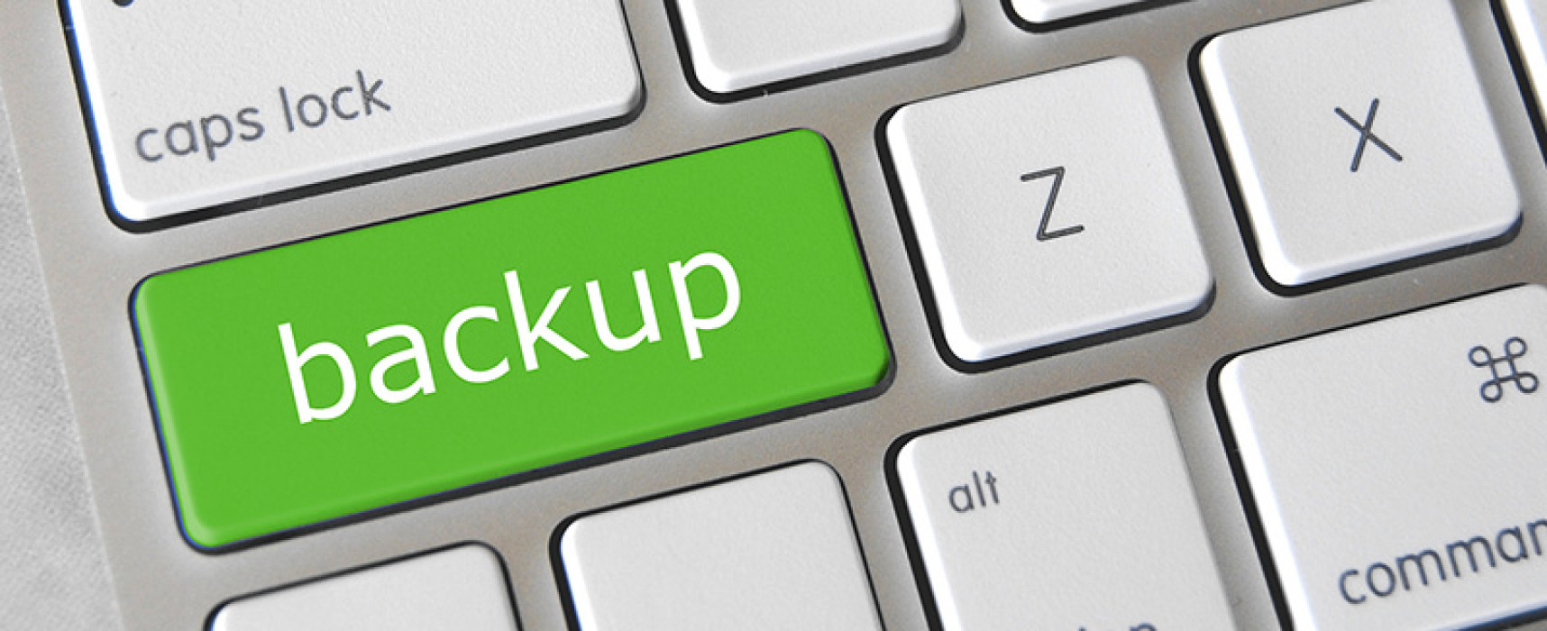 How to backup your stuff on windows 10