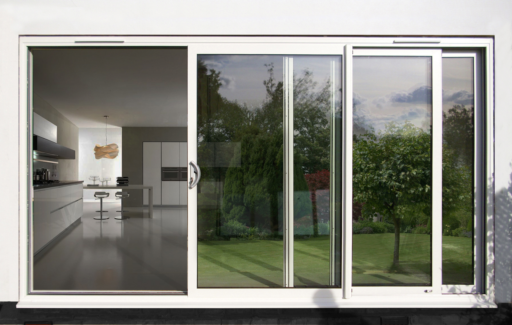why choose a sliding door for your home inreads