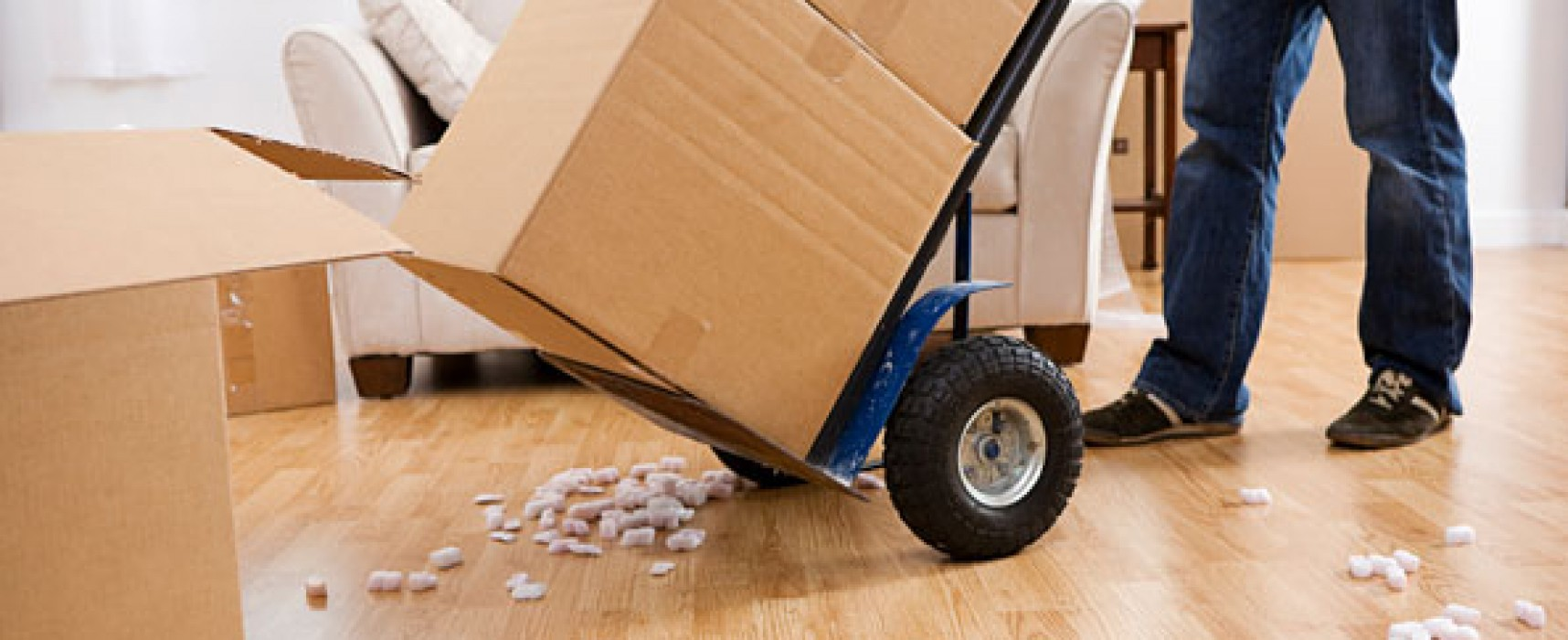 How to Easily Prepare – and Pack – for a Move to a New Location