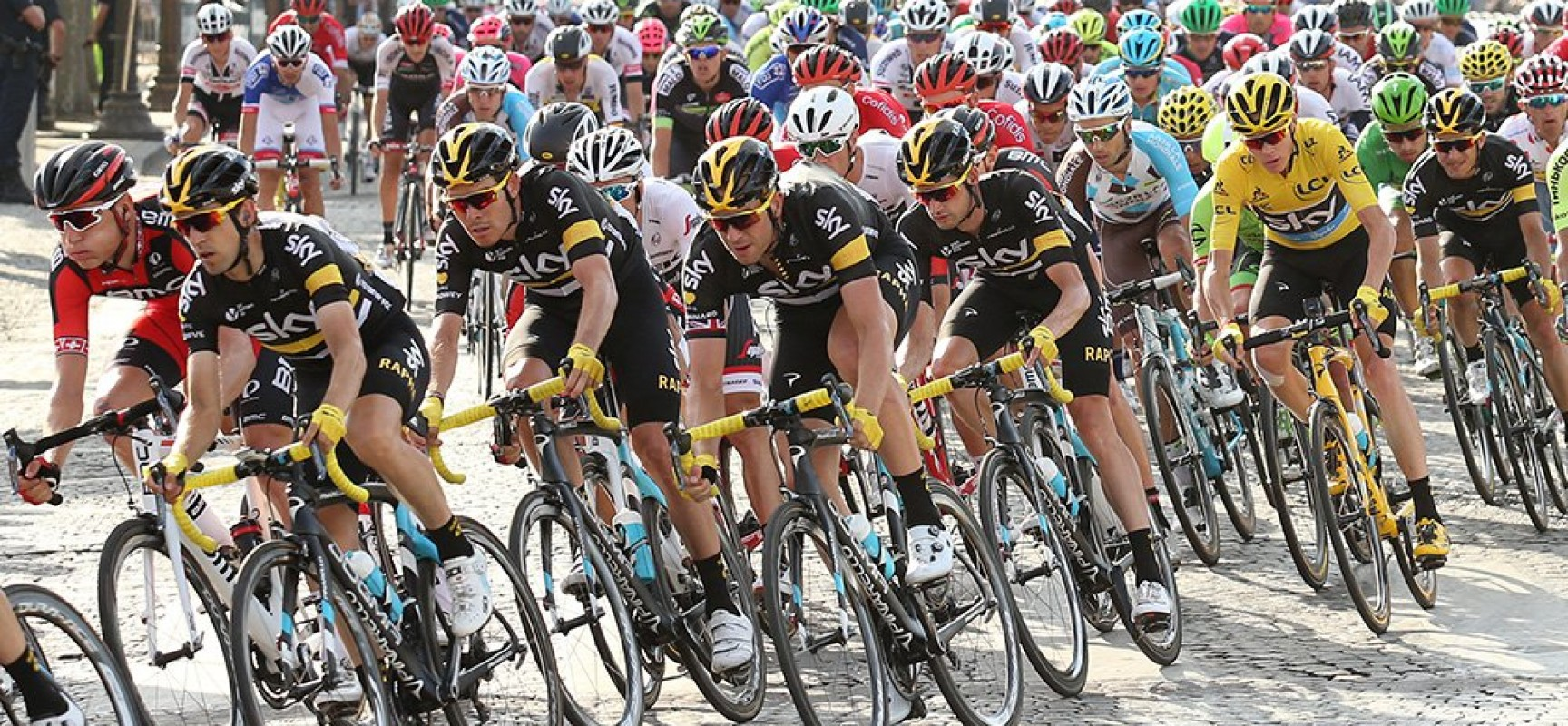 Keep in Time with the Tour de France