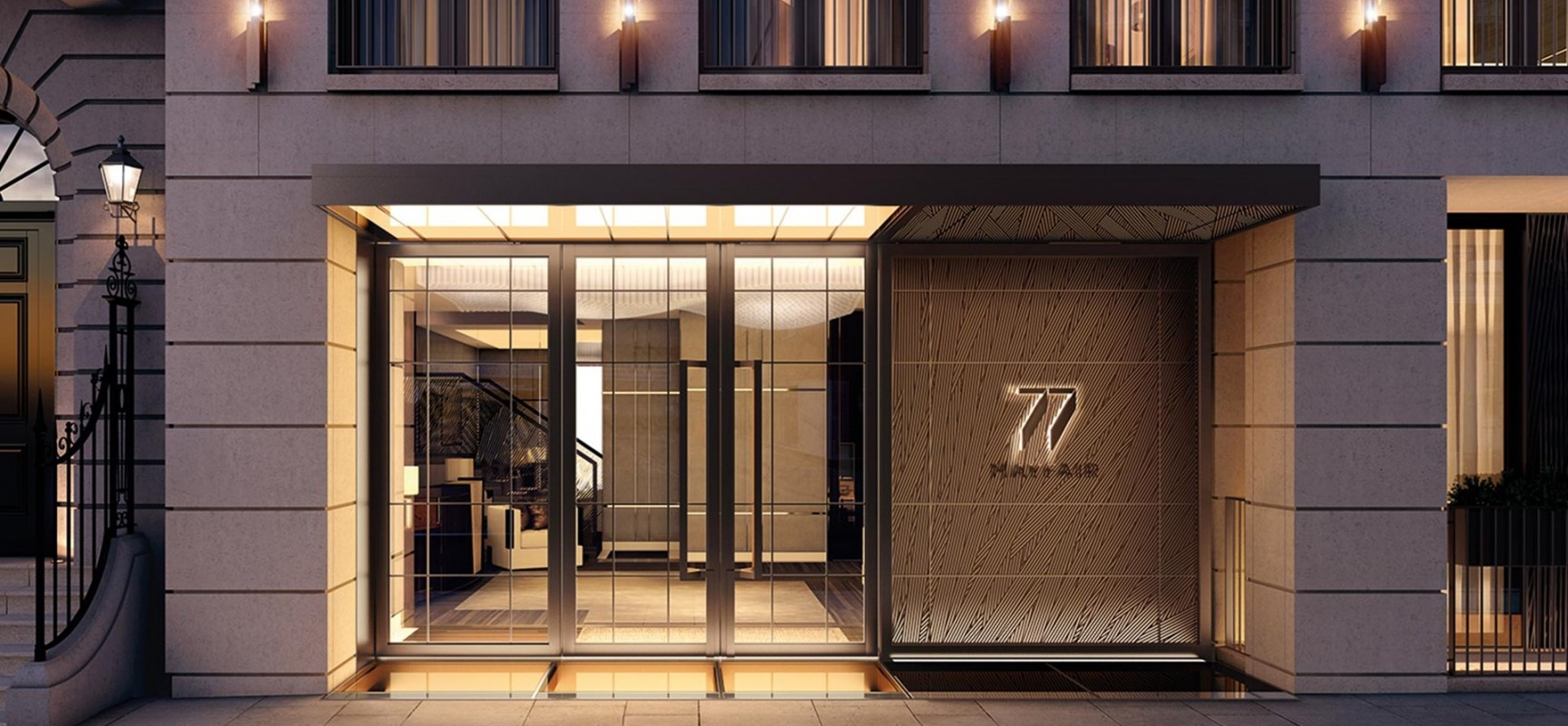 77 Mayfair: latest property development sold out before completion