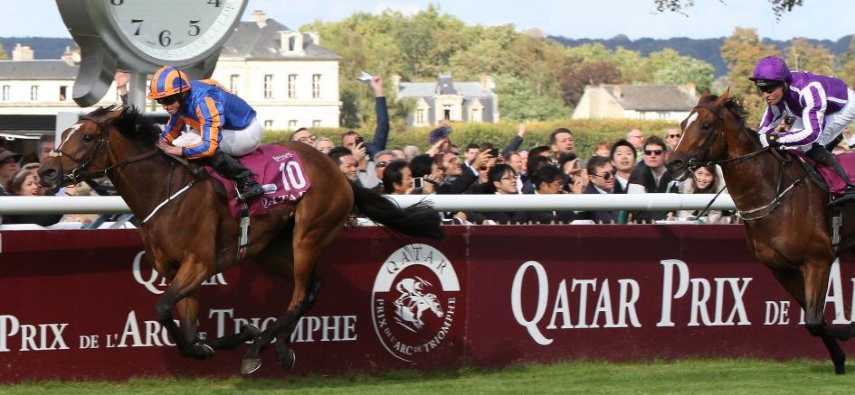 Prix De l'Arc De Triomphe: A Preview