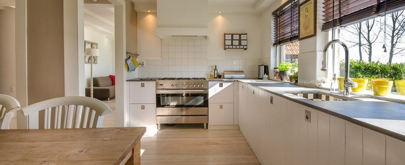 4 Things to Consider When Designing Your Ideal Kitchen