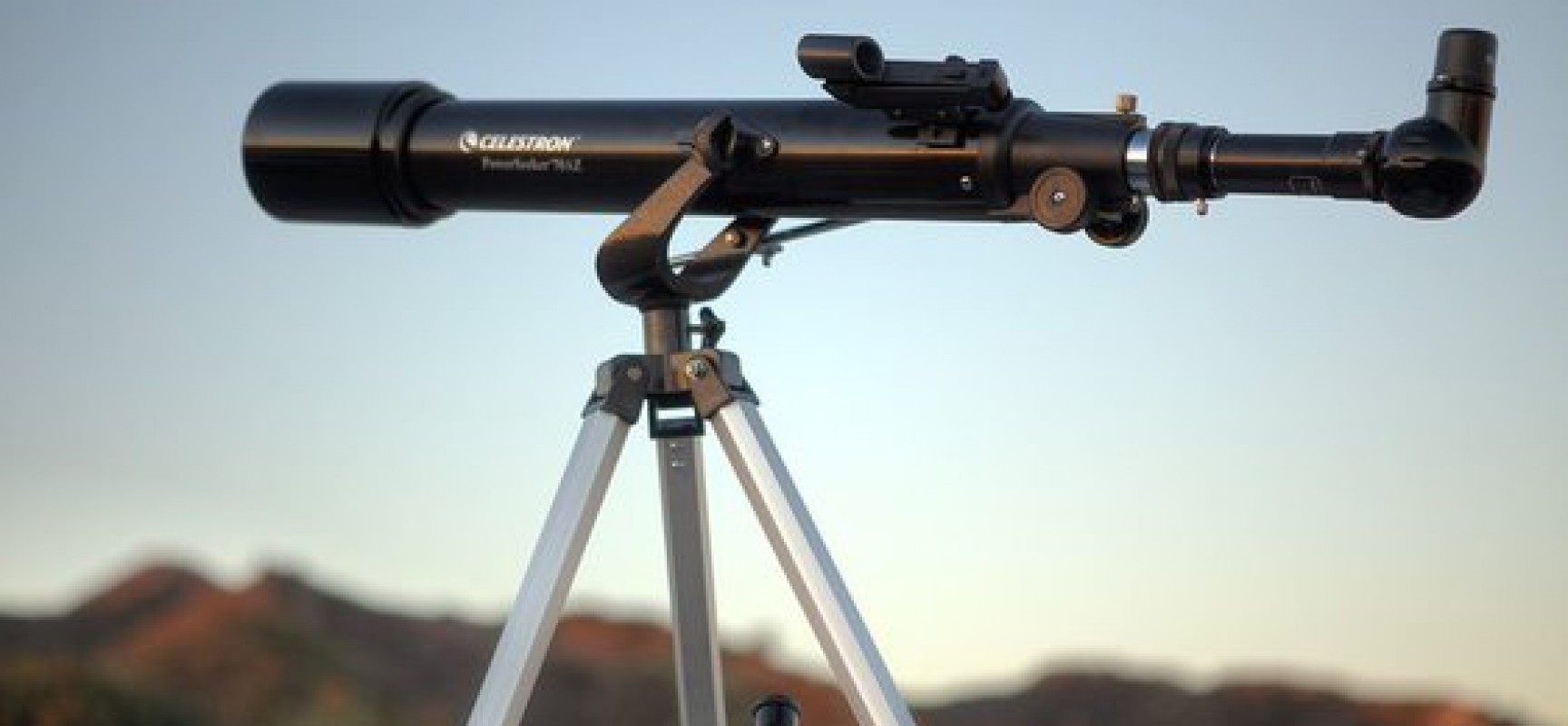 Telescopes are becoming more and more popular in the U.S.
