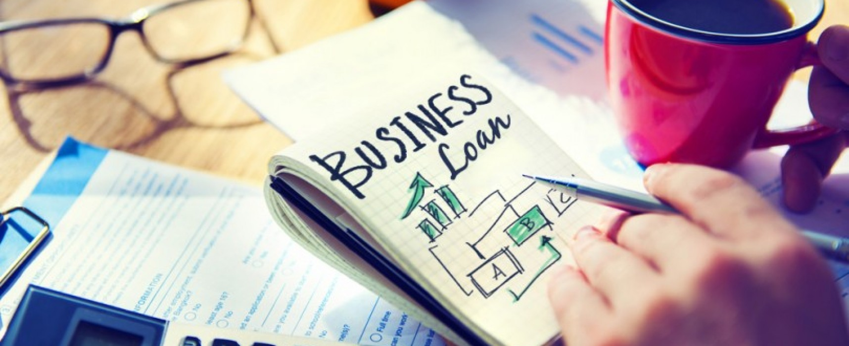 Take These 6 Steps if You Want to Get a Business Loan