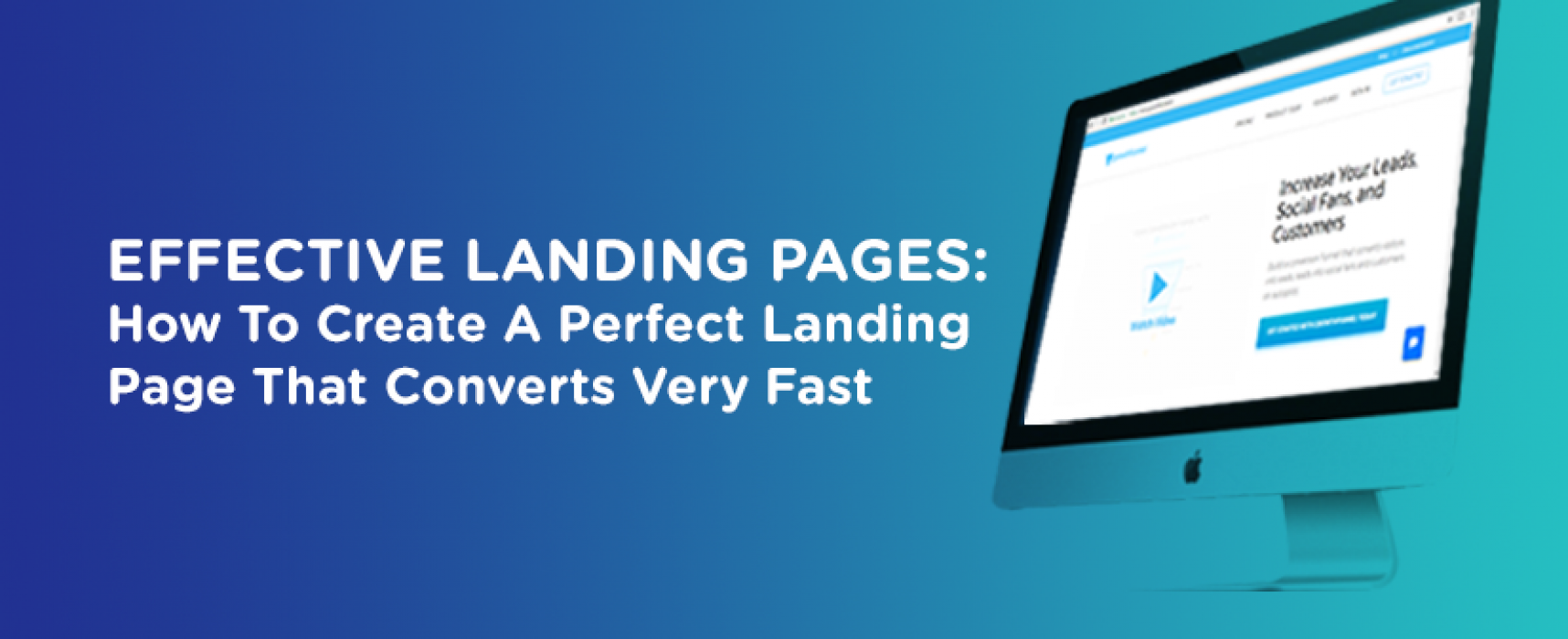 How to write effective landing pages