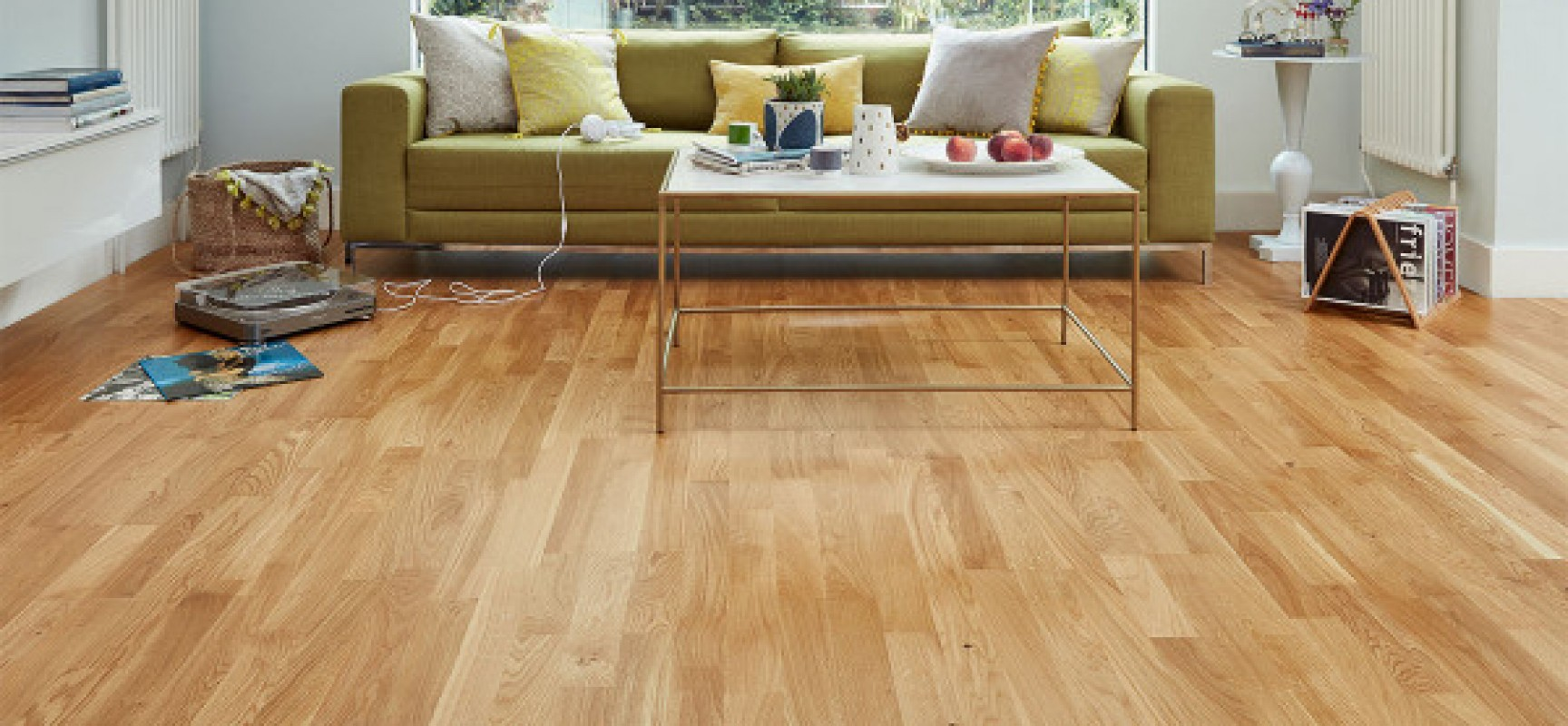Easy Ways to Care for Your Home's Wood Flooring