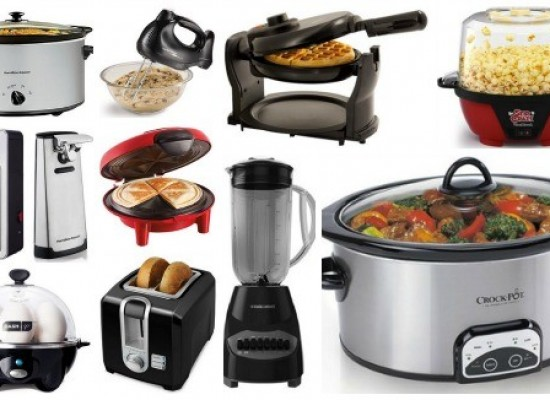 3 kitchen appliances that can save you a lot of time and trouble
