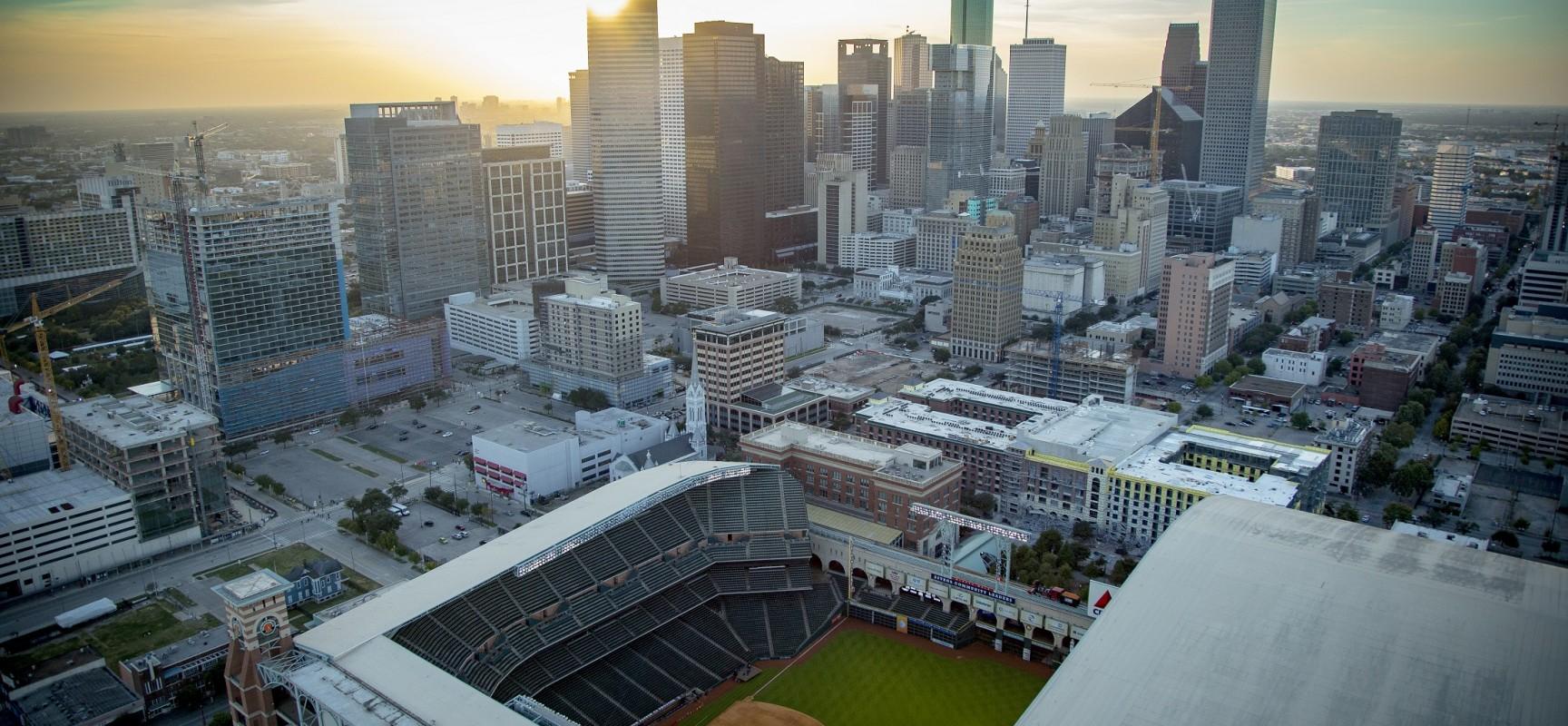 Al Hartman on the City Full of Life: Houston