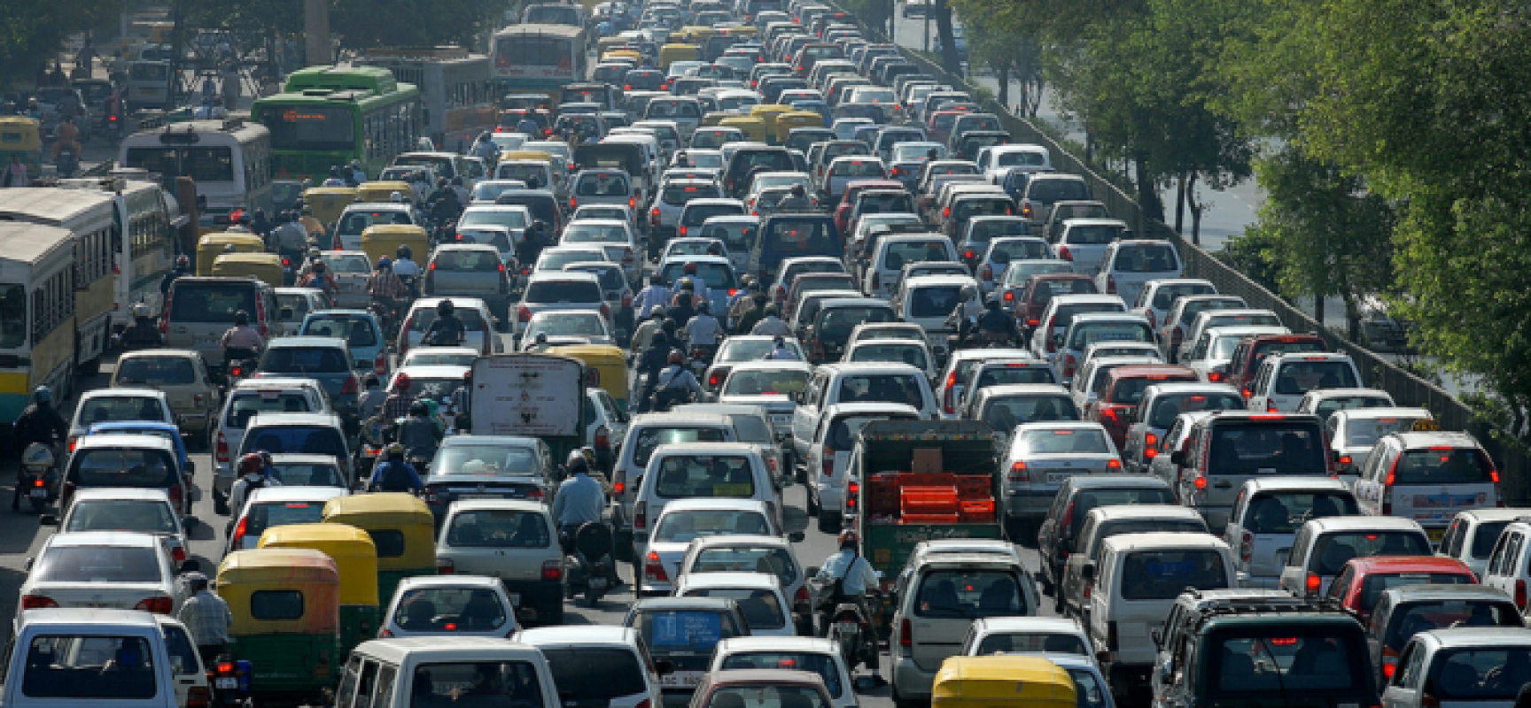 How Big Cities Are Coping With Congestion