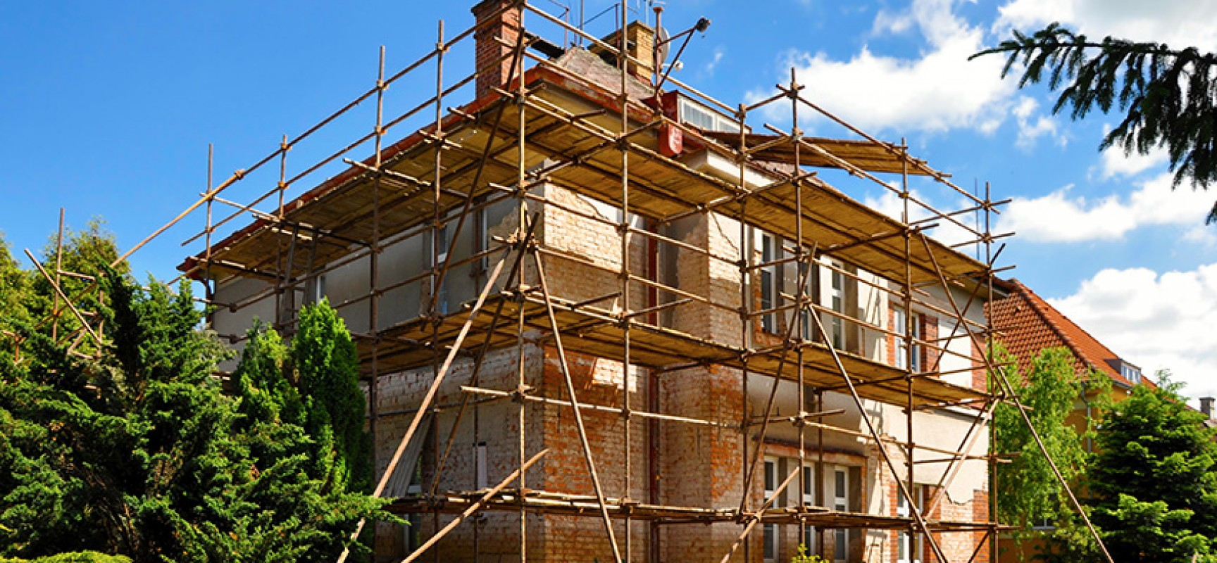 Reasons Why You Should Move Out During Building Work At Home