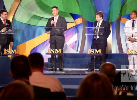 Pastor Chris Hosts the ISMMN Conference, Excitement Abounds