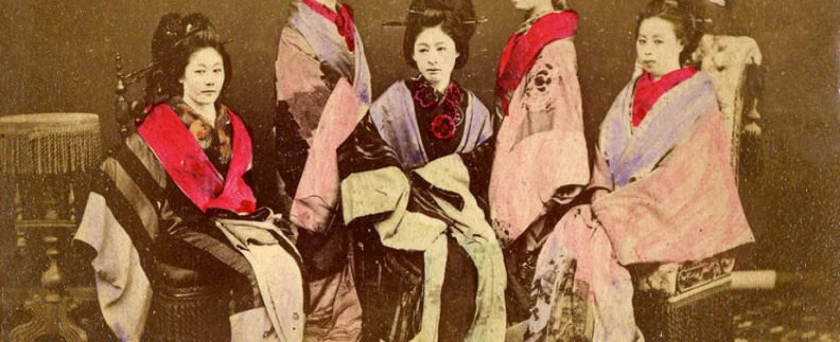 High Hopes for Comfort Women