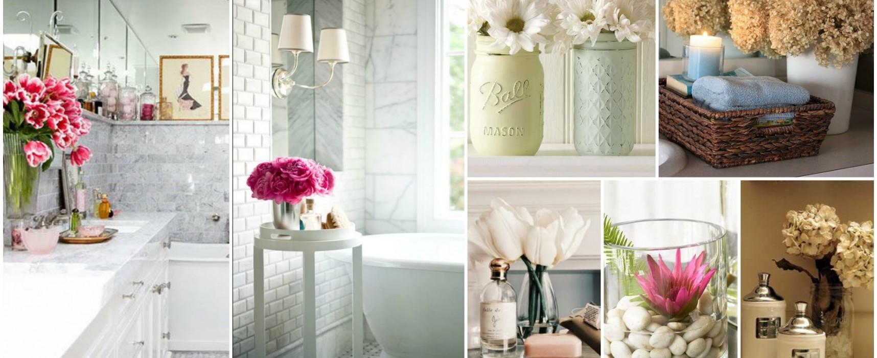 Brighten and Enhance Your Bathrooms Décor
