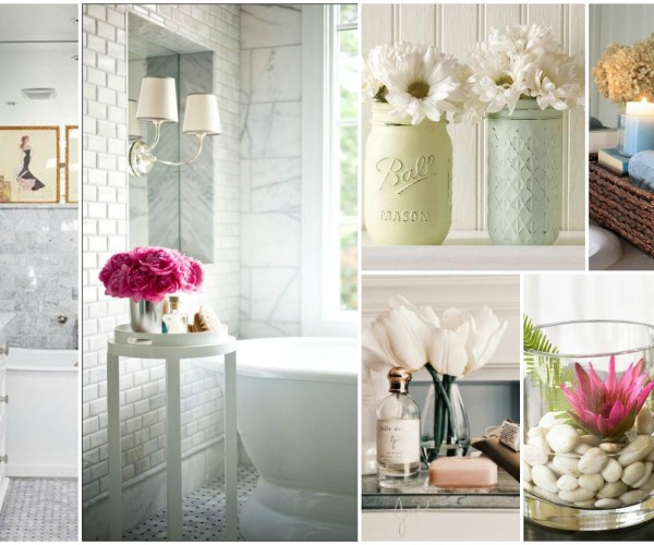 Brighten and Enhance Your Bathrooms Décor