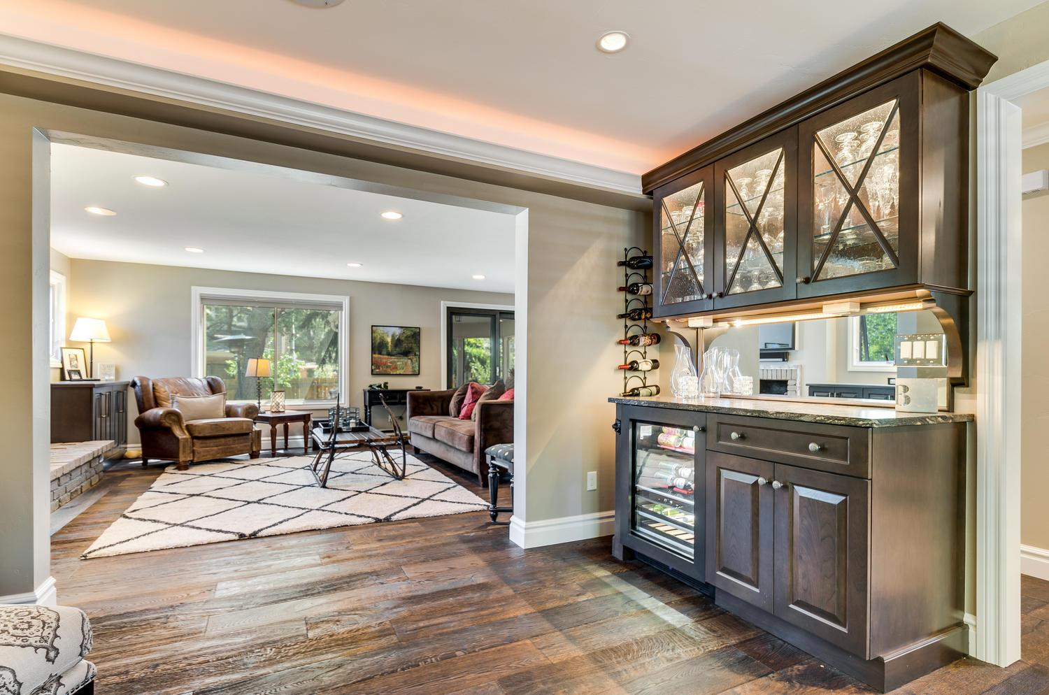 Different Types of Home Bar Ideas – Create A Classic Entertainment ...