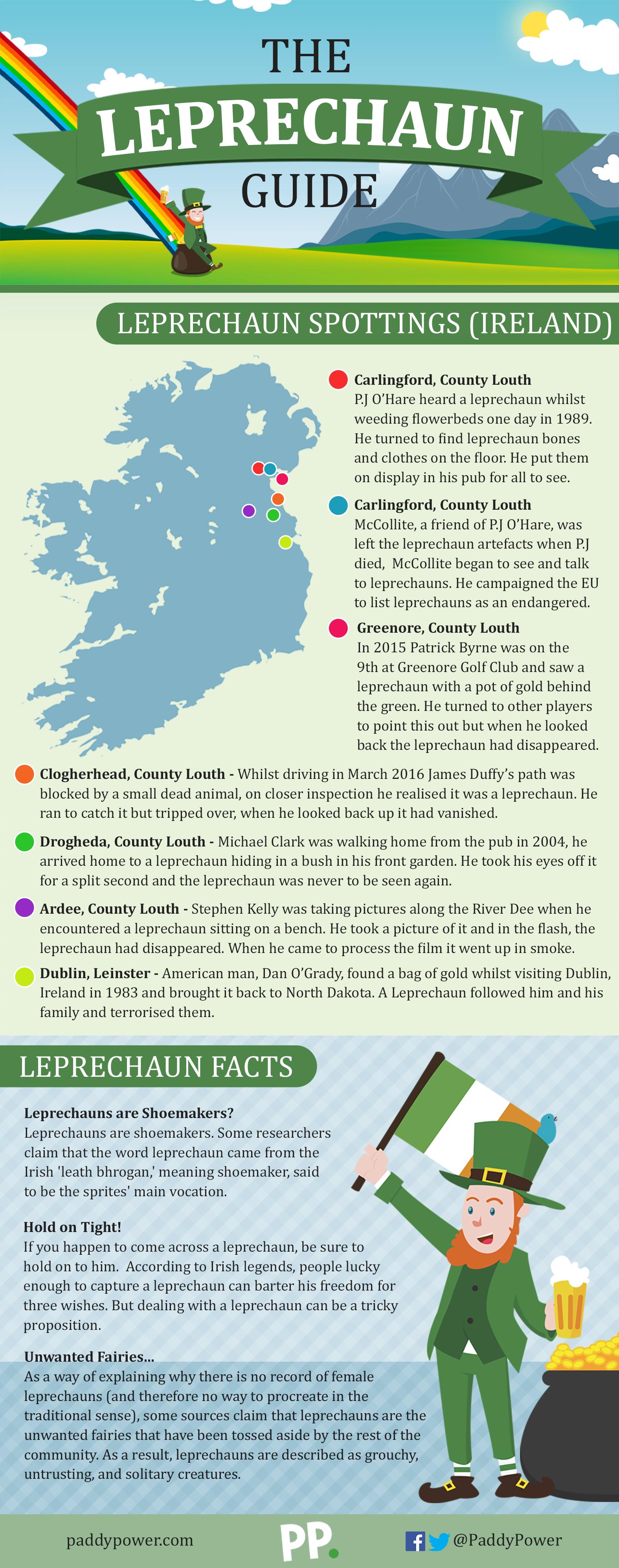 Leprechaun Guide