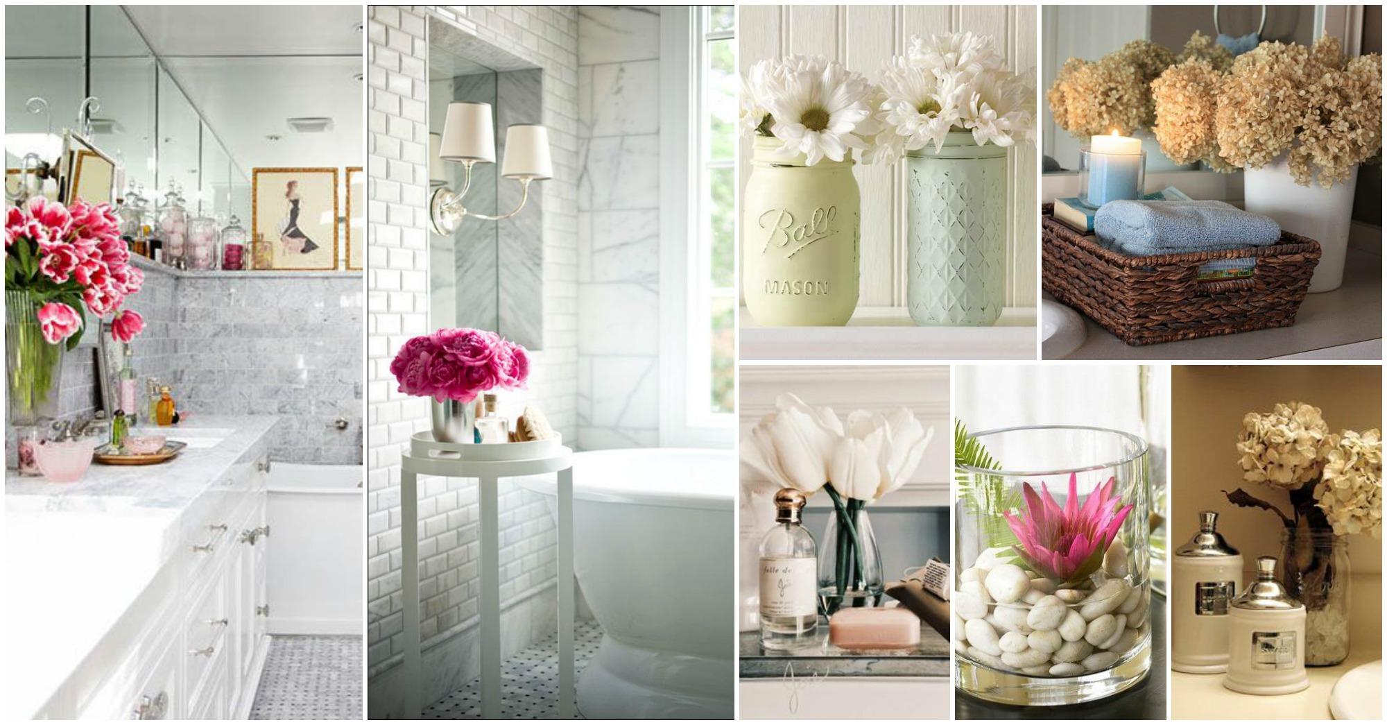 Bathroom Decor.Brighten And Enhance Your Bathrooms Decor Inreads
